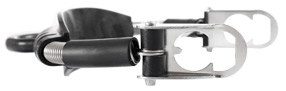 Mares FIN STRAP Stainless Steel