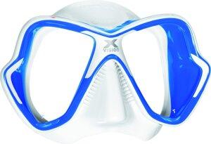 Mares X-vision 14 LIQUIDSKIN med NEGATIVA slipade linser